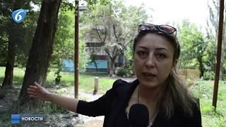 21.05.2018г. Последствия обстрела ВСУ поселка Комарова