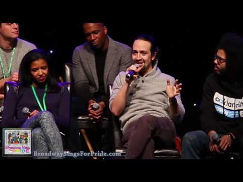 BroadwayCon: Hamilton The Musical - Full Panel