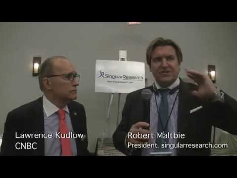 Larry Kudlow interview  sept 22,2016 How to grow again