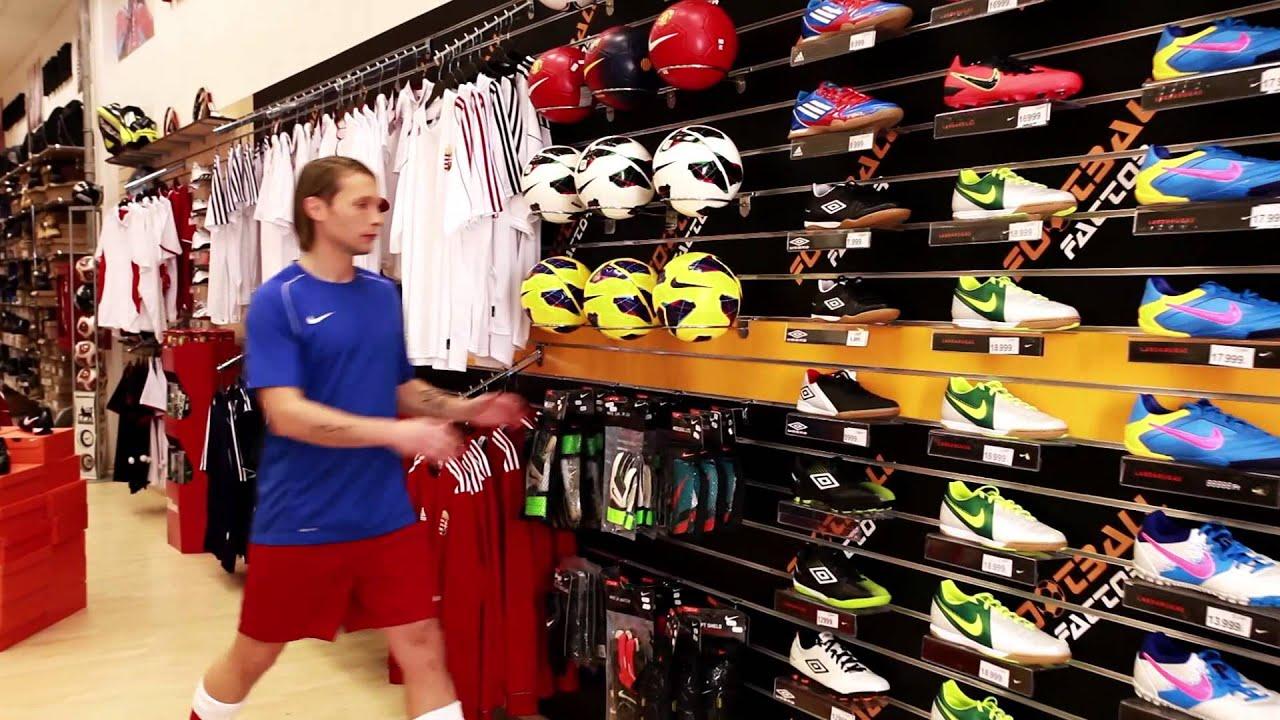 Football Factor - A Football Bolt - Székesfehérvár - Győr - YouTube cb09b54ff0