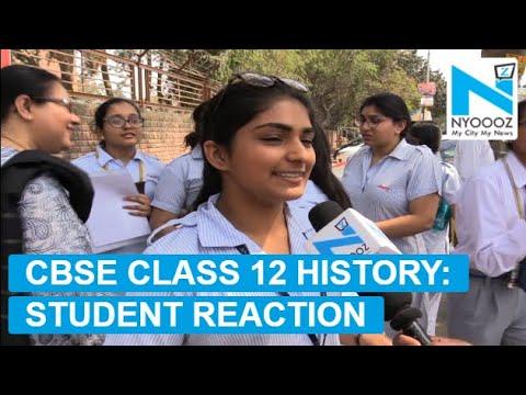 CBSE Class 12 Board Exam 2018: Paper Analysis of History | NYOOOZ TV