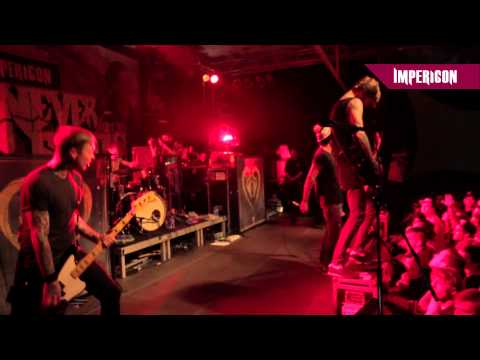 I Killed The Prom Queen - Sharks In Your Mouth (Official HD Live Video)