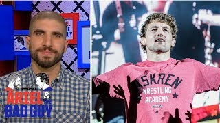 Who should Ben Askren's first UFC fight be against? | Ariel & The Bad Guy