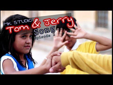 TOM And JERRY Song || Heart Touching Story || Ishu Divyansh || Episode 2 || Mk Studio