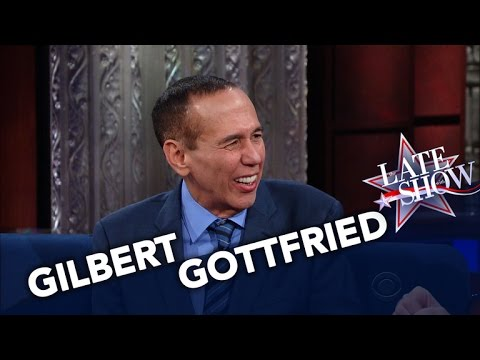 Thumbnail: Gilbert Gottfried's Rules For Comedy And Tragedy