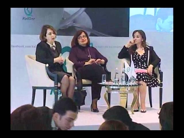 KalDer Kahvaltı Sohbetleri - Yönetim Kadının Hakkıdır - 30 Mart 2012 Part4