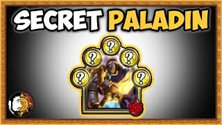 Hearthstone: Super Secret Paladin Is BACK - 67% Winrate