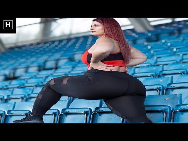 Ioana Chira: Exceptional Body Transformation | Plus Size Motivation