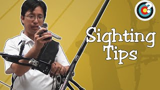 Archery | Sighting Tips
