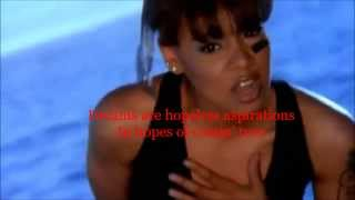 TLC - Waterfalls Lyrics HD