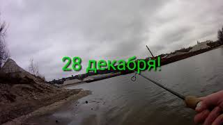 Family fishing выпуск 30 Новогодний окунь