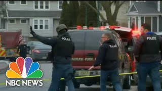 Multiple People Killed In Milwaukee Molson Coors Mass Shooting   NBC Nightly News