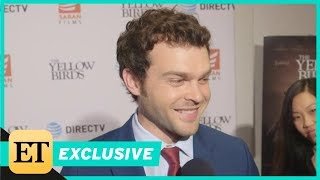 Alden Ehrenreich Talks 'Solo' Spoilers (Exclusive)