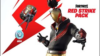 4K Uhd|| Fortnite: Season X (Pt.1 Boogie Down Challenge ) I Purchase Epic Red Strike Pack