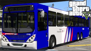 Video GTA V Mods - Ônibus urbano gigante / Torino 2007 download MP3, 3GP, MP4, WEBM, AVI, FLV Juli 2018
