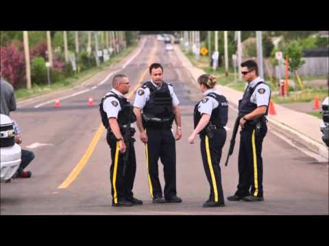 Moncton NB Shooting June 2014
