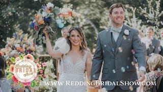 July 29, 2018 Redding Bridal Show at Redding Civic Auditorium