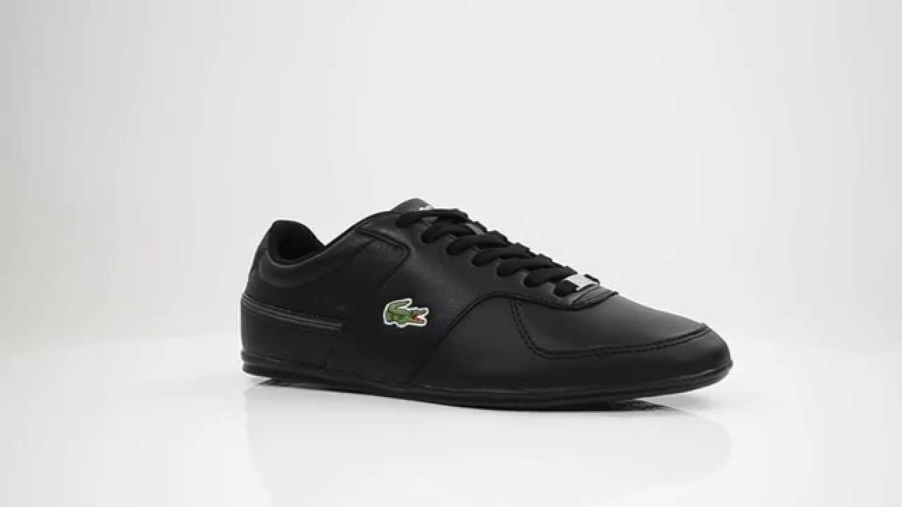 LACOSTE Sneakers Black Men