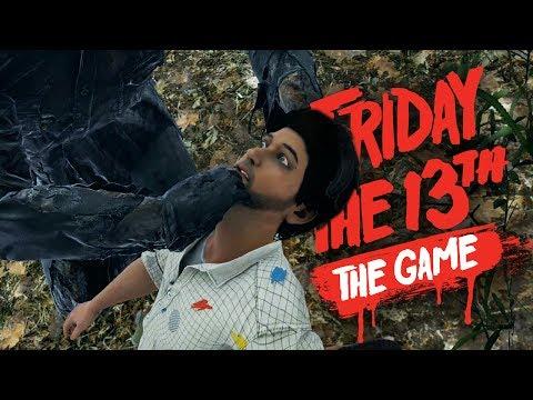 JASON EL DENTISTA!! TE QUITO LAS CARIES! FRIDAY THE 13th: THE GAME
