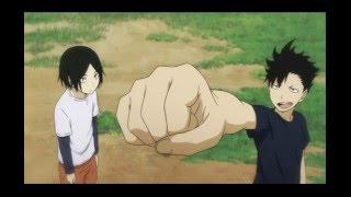 Haikyuu!! the Movie: Endings and Beginnings - Young Kuroo and Kenma (Eng Sub)
