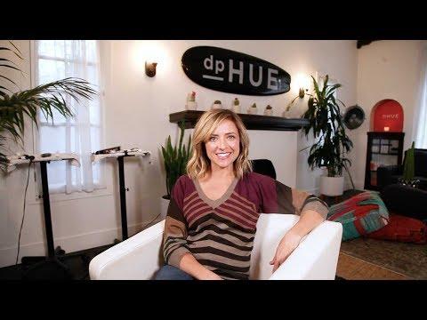 Christine Lakin Talks About ACV Rinse