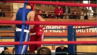 Бокс в Навашино. (клип)