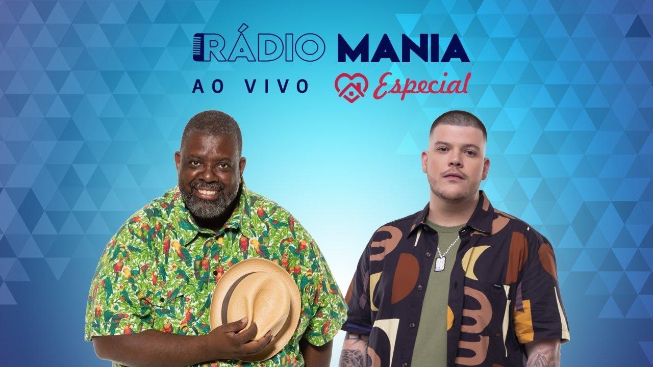 Download Rádio Mania Ao Vivo - Péricles e Ferrugem