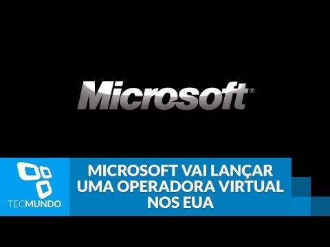 Microsoft Vai Lançar Operadora Virtual E Cartão SIM Nos EUA