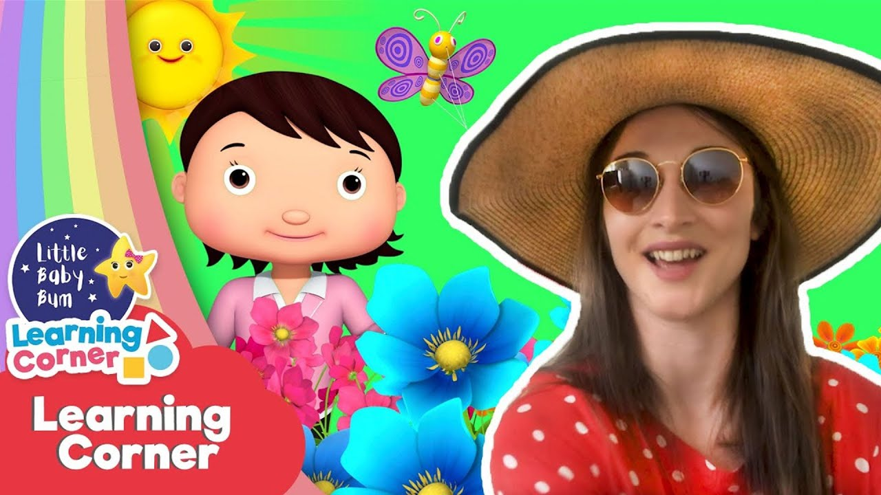 Learn About The Weather | Little Baby Bum ABC Kids Nursery Rhymes & Kids Songs