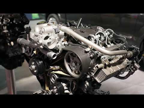 2018 Ford F-150 Power Stroke diesel detailed