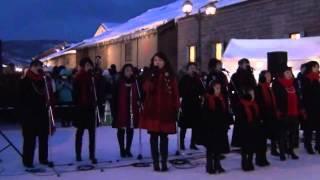 第18回小樽雪あかりの路が、2月5日(金)から14日(日)までの10日間の日程...