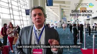 Daniel Nacach - Director General - Logistic Summit & Expo