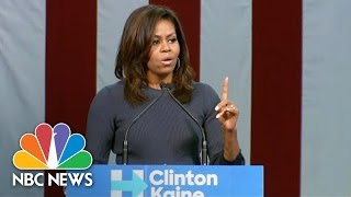 Michelle Obama On Donald Trump