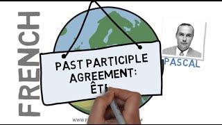 Past Participle Agreement: être