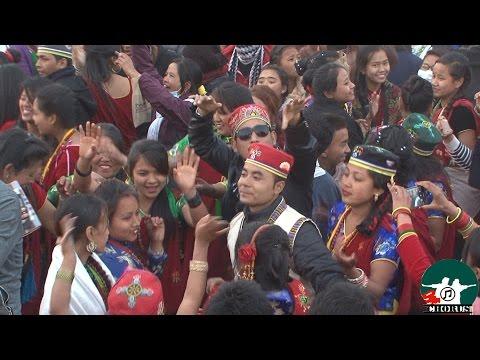 तामाङ सोनाम लोसार , काठमाण्डौका केही झलकहरु,, Glimpses of Tamang Sonam losar Kathmandu