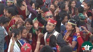 तामाङ सोनाम लोसार २८५२ काठमाण्डौका केही झलकहरु,, Glimpses of Tamang Sonam losar Kathmandu