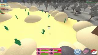 Roblox / Pokemon Fighters EX / How to get all Legendarys/Mythicals!