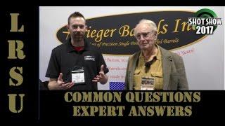 Barrel Maker John Krieger on Barrel Break In, Cleaning, Lifespan, Optimal Length & Effect of Heat on