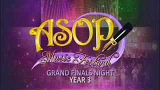 ASOP Grand Finals 2014 (Year 3)
