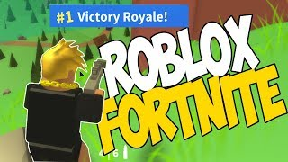 #1 Island Royale Player | Playing The New Roblox Fortnite Game and Maybe some other stuff