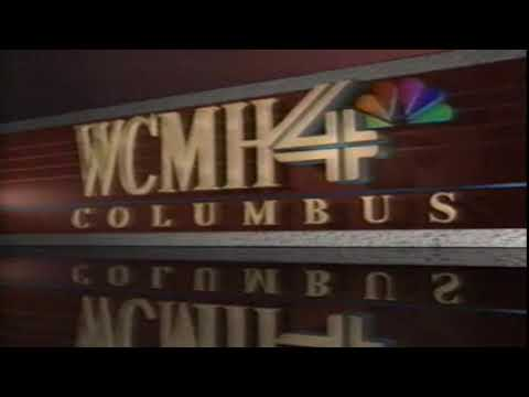 WCMH-TV: Station ID-- early 90s