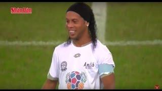 Tin Thể Thao 24H Hôm Nay (19h45 - 13/10): Ronaldinho, Maradona, Totti Phối Hợp Ghi Bàn Ảo Diệu