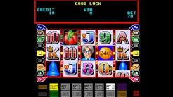MAME Slot Machines / Pokie Machines