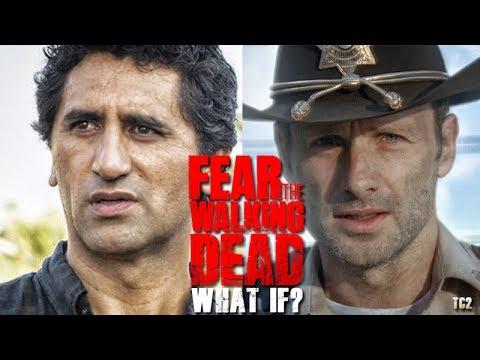 Fear The Walking Dead Season 3 Premiere Weekend – What if Fear was Produced First?