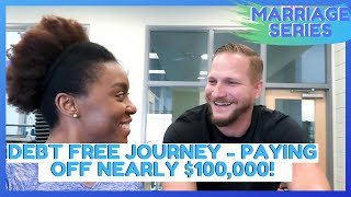 Our plan to be Debt Free Journey Dave Ramsey Inspired Paying off nearly $100,000