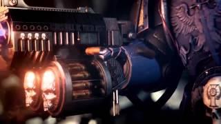 Unreal Engine 4 - Space Hulk Deathwing Game Trailer