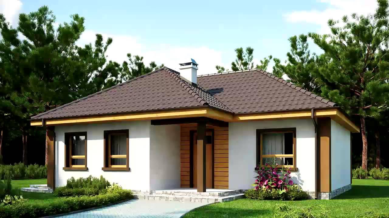 красивый небольшой дом фото