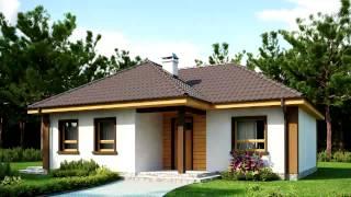 Проекты небольших домов(Проекты небольших домов. Небольшой загородный дом, выполненный в современном стиле, украсит собой любую..., 2014-10-11T11:58:26.000Z)