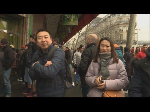 Business daily - China coronavirus: Travel bans threaten French tourism industry