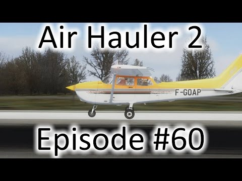 FSX | Air Hauler 2 Ep. #60 - Richmond to Huntington | C-172